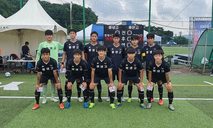 [Field Mag] 성남FC U-18 풍생고, 경기도 꿈나무 축구대회 우승!
