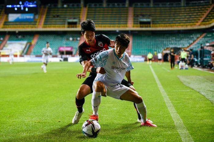 K리그1 2021 16R vs 포항(0804)