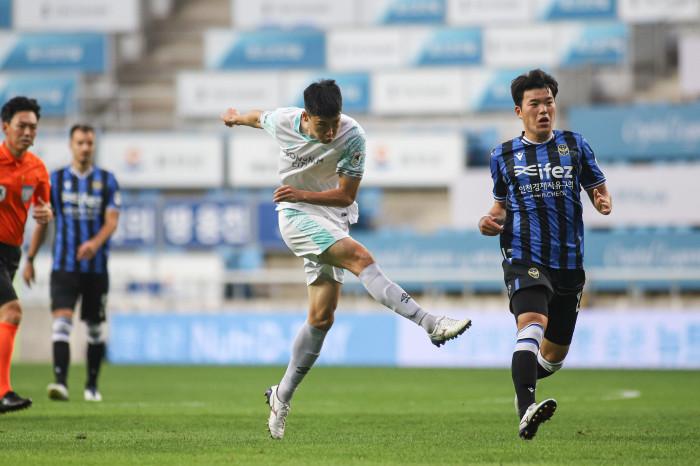 K리그1 2021 20R vs 인천(0818)