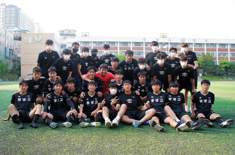 성남FC U18 풍생고, 경기도 대표로 제102회 전국체육대회 출전!